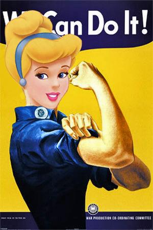 Feminist Cinderella